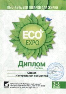диплом eco expo 2013