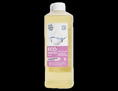 Эко мыло жидкое натуральное оливково-ланолиновое, 500 мл