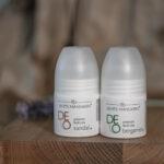 Натуральные дезодоранты DEO Sandal & Bergamot!