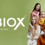 Встречайте натуральные зубные пасты BIOX