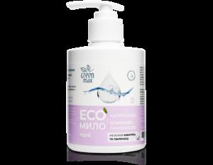 ЭКОмыло жидкое натуральное оливково-ланолиновое, 300 мл
